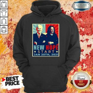 Annoyed Joe Biden Kamala Harris January 20-2021 Hoodie - Design By Zimotee.com