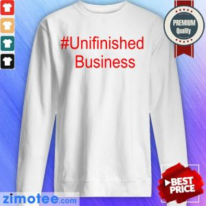 2 Delighted Unfinished Business Sweater