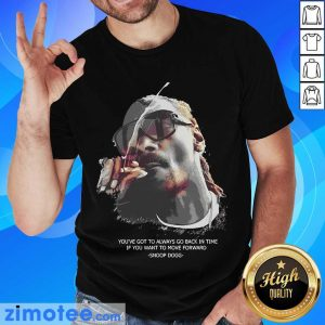 7 Snoop Dogg Confident Back In Time Shirt