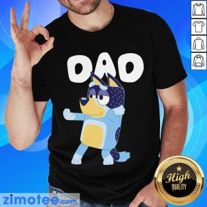 8 Absolutely Bluey Dad Shirt
