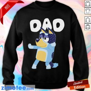 8 Absolutely Bluey Dad Sweater