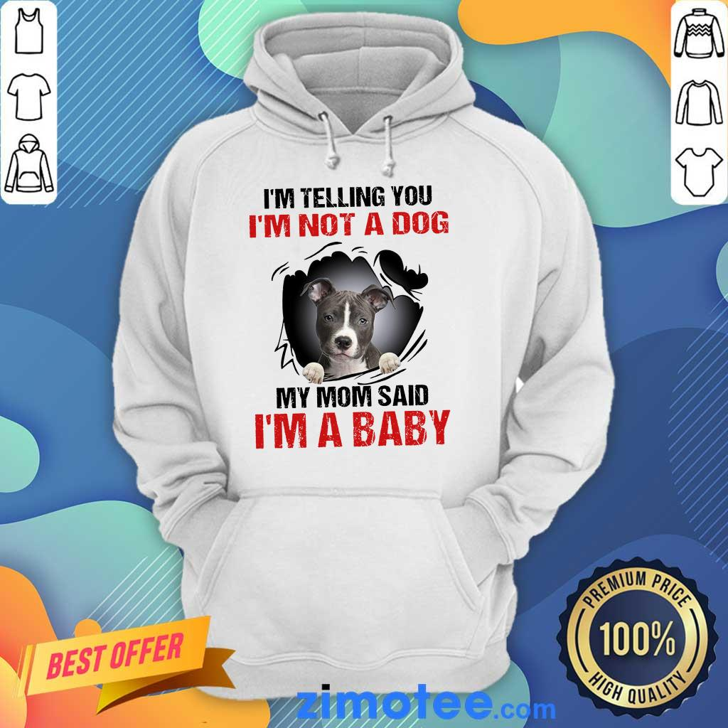 Absolutely I Am 1 Baby Hoodie