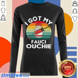 Almost I Got My Fauci Long-Sleeved