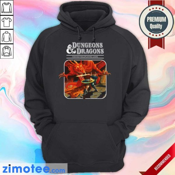Confident Roleplay 1 Game Dungeons And Dragons Hoodie