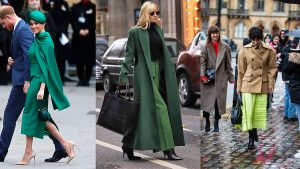 Green Fashion In St Patricks Day 2021