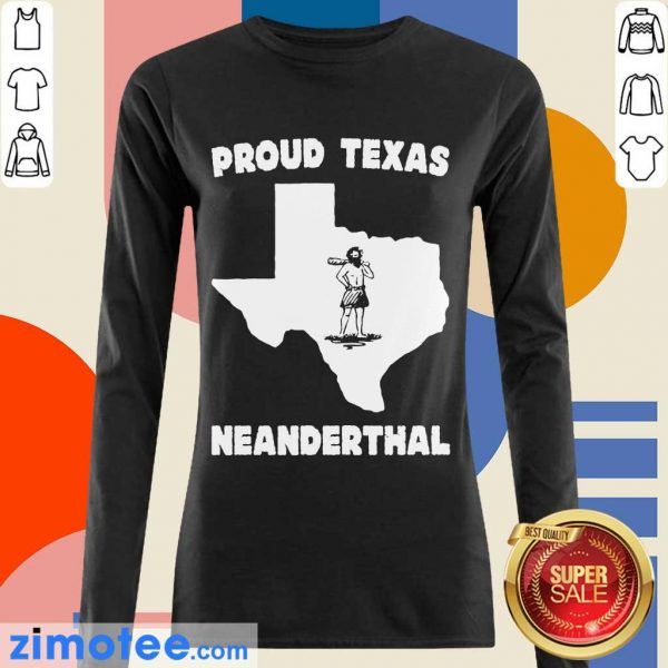 Just Proud Texas Long-Sleeved