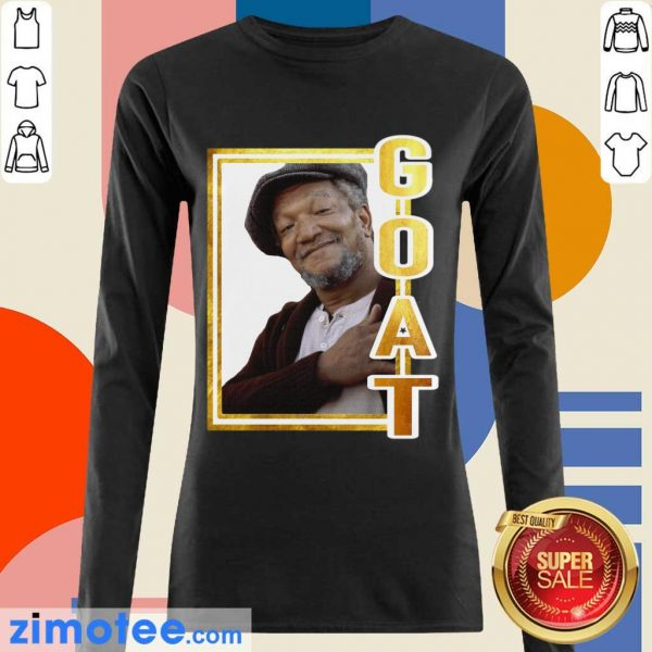 Premium 36 Redd Foxx Goat Long-Sleeved