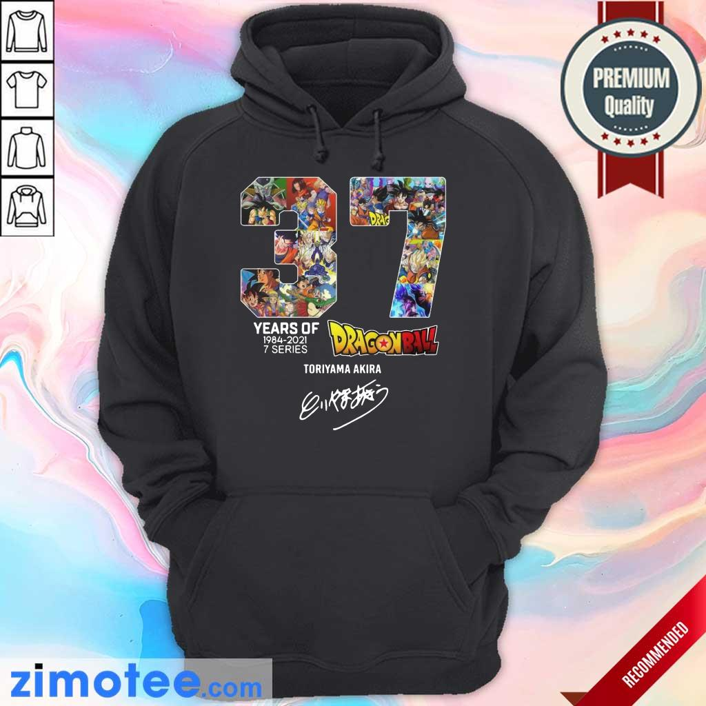 Series 7 Dragon Ball Fully Signature Hoodie