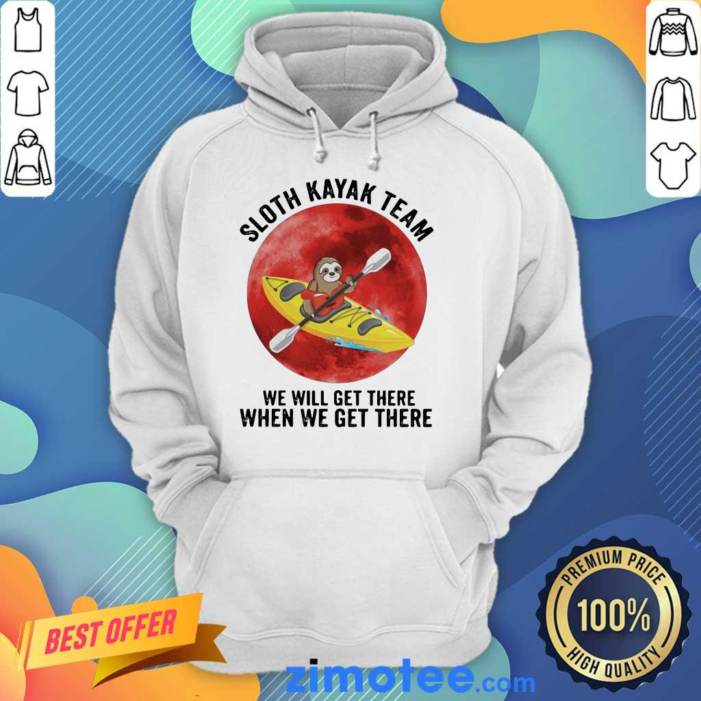 So Funny 2 Team We Get There Moon Blood Hoodie