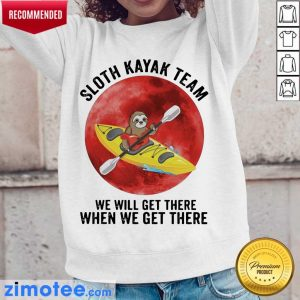 So Funny 2 Team We Get There Moon Blood Long-Sleeved