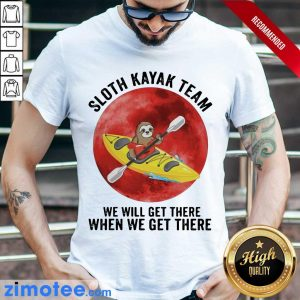 So Funny 2 Team We Get There Moon Blood Shirt