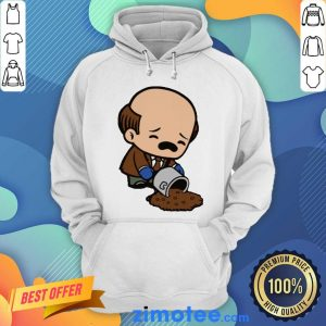 Awesome Kevin Spilling Chili Hoodie