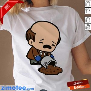 Awesome Kevin Spilling Chili Ladies Tee