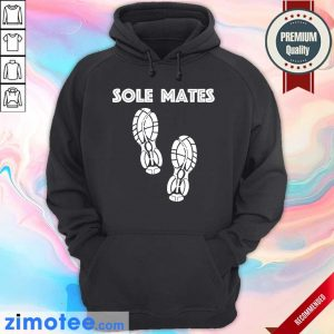 Awesome Sole Mates Sneaker Running Hoodie