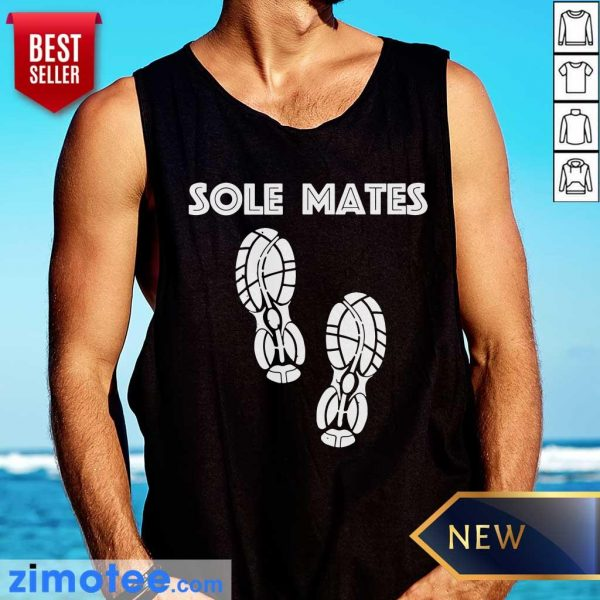 Awesome Sole Mates Sneaker Running Tank top