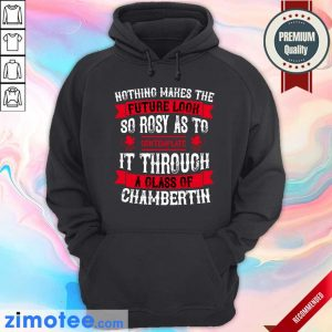 Nothing Make The Future Look So Rosy Hoodie