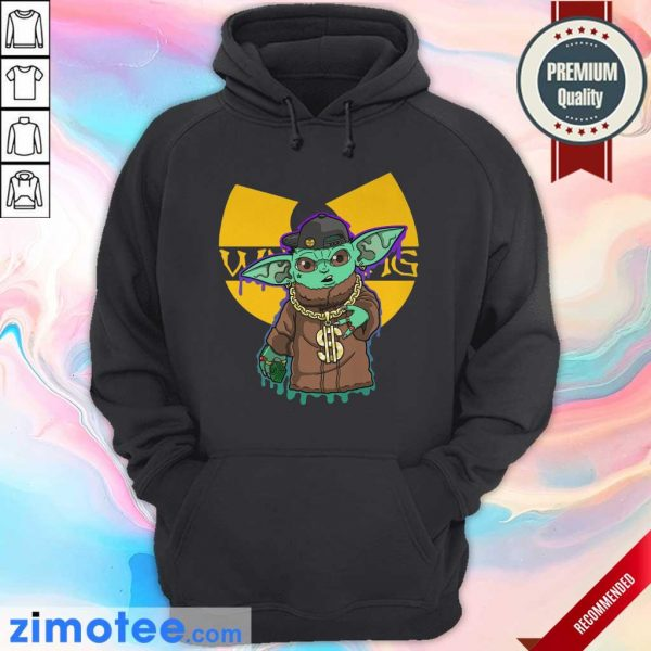 Official Baby Yoda Rich Hoodie