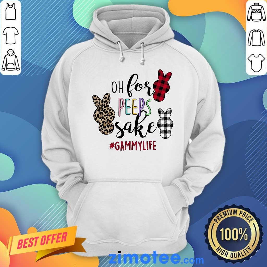 Official Oh For Peeps Sake Gammylife Hoodie