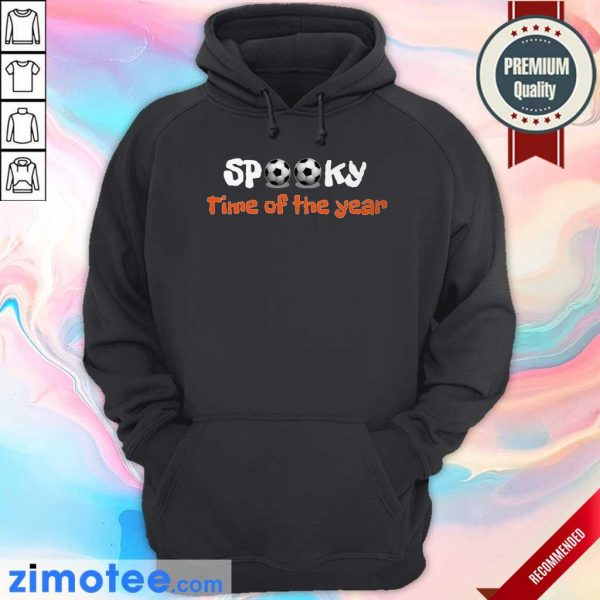 Ball Spooky Time Of The Year Hoodie