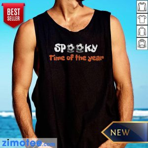 Ball Spooky Time Of The Year Tank Top