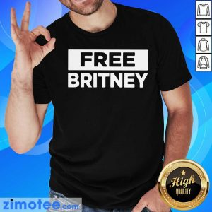 Hot Free Britney Spears Shirt
