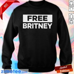 Hot Free Britney Spears Sweater