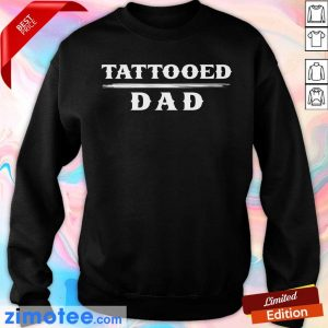 Official Tattooed Dad Sweater
