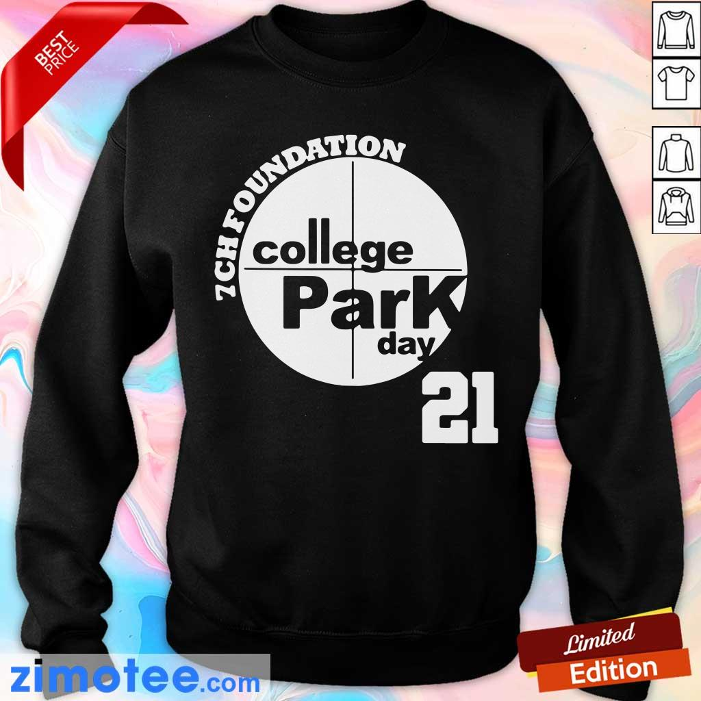 College Park Day 21 Sweater