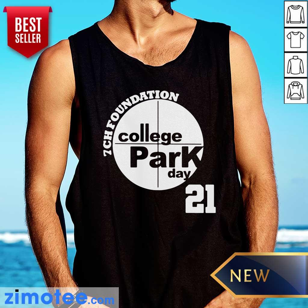 College Park Day 21 Tank Top